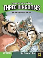 Three Kingdoms Volume 08