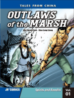 Outlaws of the Marsh Volume 1