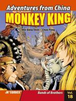 Monkey King Volume 18