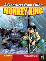 Monkey King Volume 12