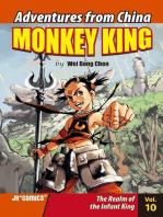 Monkey King Volume 10