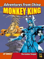 Monkey King Volume 16