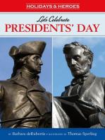 Let's Celebrate Presidents' Day