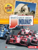 What's Great about Indiana?