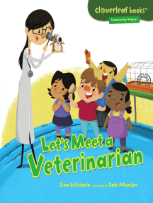 Let's Meet a Veterinarian