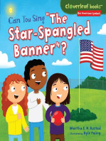 """Can You Sing """"The Star-Spangled Banner""""?"""