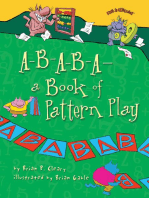 A-B-A-B-A—a Book of Pattern Play