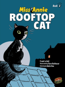 Rooftop Cat: Book 2