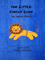 The Little Circus Lion