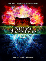 Billy's Monsters