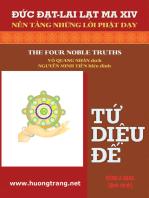 Tứ diệu đế (The four noble truths)