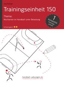 Wurfserien im Handball unter Belastung (TE150): Handball Fachliteratur
