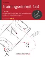 Druckaufbau über Außen und Zusammenspiel mit dem Kreisläufer (Mismatch) (TE 153)