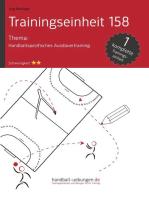 Handballspezifisches Ausdauertraining (TE 158)