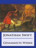 Jonathan Swift - Gesammelte Werke