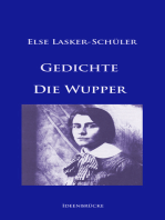 Gedichte / Die Wupper