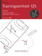 Abwehrgrundlagen - Absprechen, Helfen, Sichern (TE 125)