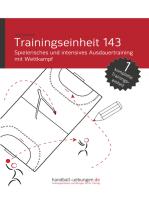 Spielerisches und intensives Ausdauertraining mit Wettkampf (TE 143)