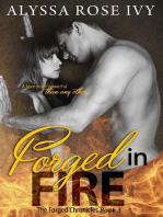 Forged in Fire (The Forged Chronicles #3)