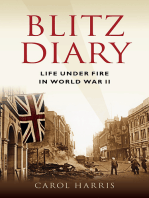 Blitz Diary: Life Under Fire in World War II