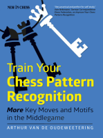Train Your Chess Pattern Recognition: More Key Moves & Motives in the Middlegame