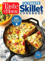 Taste of Home Ultimate Skillet Cookbook