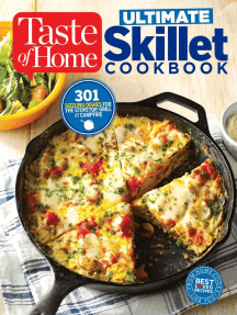Read Tasteof Home Ultimate Skillet Cookbook Online By Editors At Taste Of Home Books