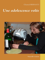 Une adolescence volée