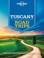 Lonely Planet Tuscany Road Trips