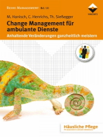 Change Management für ambulante Dienste