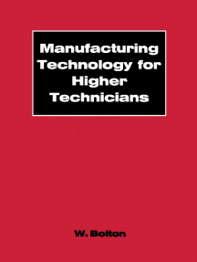 Manufacturing Technology for Higher Technicians