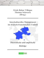 Interkulturelles Management im deutsch-französischen Umfeld