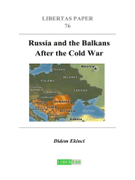 Russia and the Balkans After the Cold War