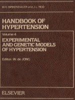 Experimental and Genetic Models of Hypertension: Handbook of Hypertension