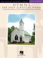Hymns for Easy Classical Piano