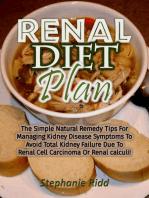 Renal Diet Plan