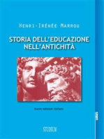 Storia dell'educazione nell'antichità