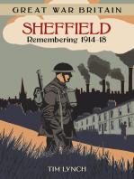 Great War Britain Sheffield
