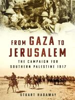From Gaza to Jerusalem