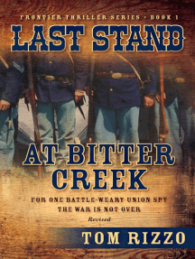 Last Stand at Bitter Creek