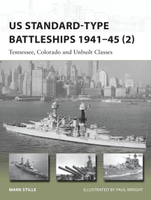 US Standard-type Battleships 1941–45 (2): Tennessee, Colorado and Unbuilt Classes