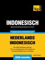 Thematische woordenschat Nederlands-Indonesisch: 3000 woorden