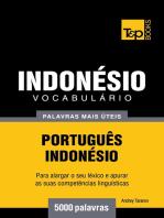 Vocabulário Português-Indonésio