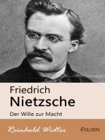 Friedrich Nietzsche - Der Wille zur Macht