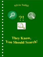 They Know, You Should Search!