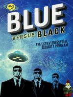 Blue Versus Black