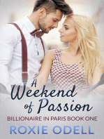 A Weekend of Passion