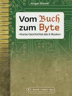 Vom Buch zum Byte: Kurze Geschichte des E-Books
