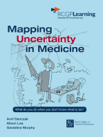Mapping Uncertainty in Medicne