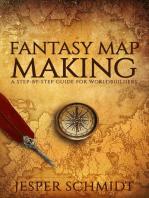 Fantasy Map Making: Writer Resources, #2